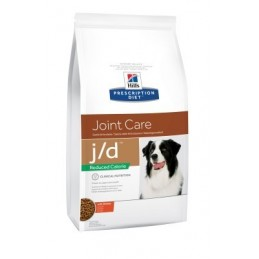 Hill's Prescription Diet Canine J/D Mobility Reduced Calorie 12kg