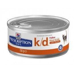 Hill's Prescription Diet Canine K/D Renal 156g