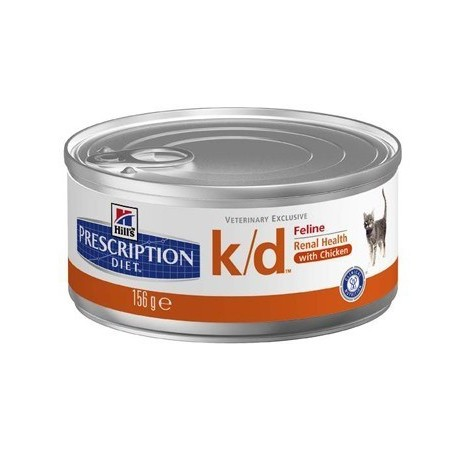 Hill's Prescription Diet Feline K/D Renal 156g