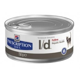 Hill's Prescription Diet Feline L/D Hepatic Health 156g