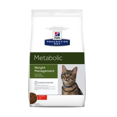 Hill's Prescription Diet Feline Metabolic Weight Loss 1,5kg
