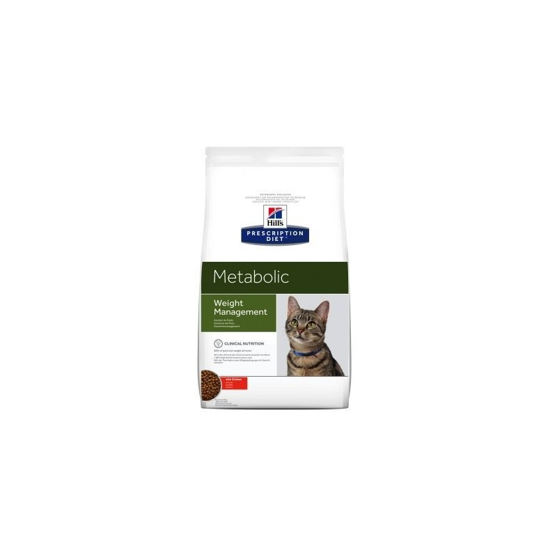 Hill's Prescription Diet Feline Metabolic Weight Loss 4kg