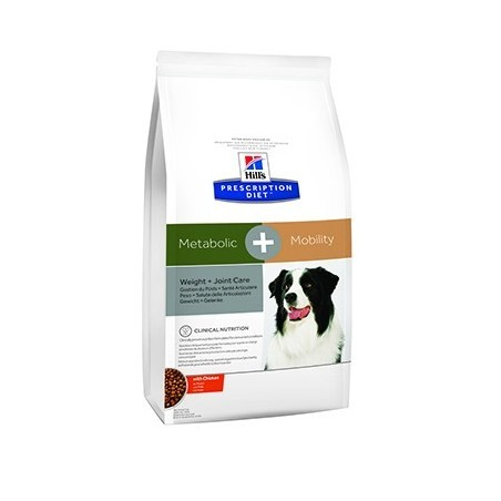 Hill's Prescription Diet Canine Metabolic + Mobility 4kg