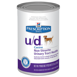 Hill's Prescription Diet Canine U/D Non Struvit Urinary Tract 370g