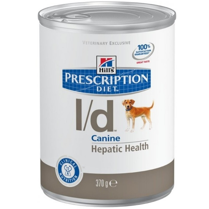 Hill's Prescription Diet Canine L/D Hepatic Health 370g